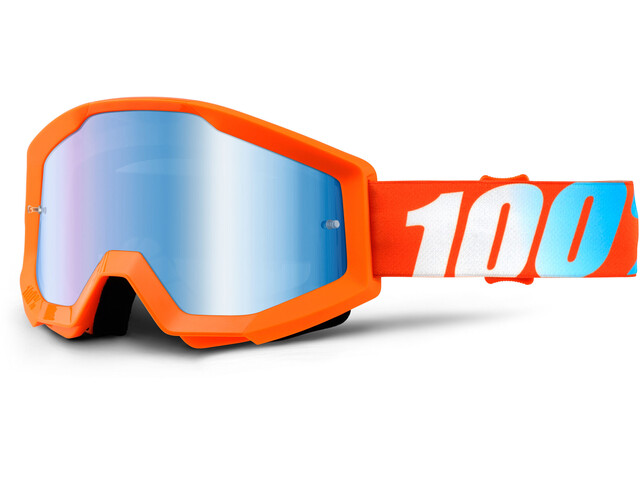 100% Strata Goggles orange (2019) | Glasses